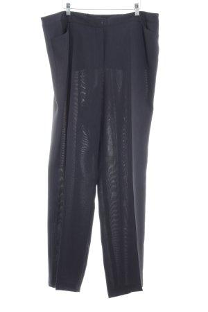 Gerry Weber Pantalone da abito antracite stile professionale