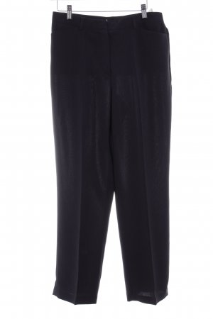 Gerry Weber Suit Trouser dark blue business style