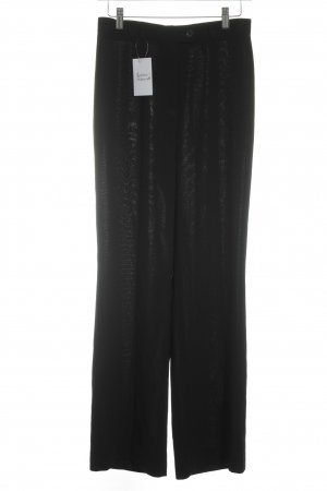 Gerry Weber Suit Trouser black business style