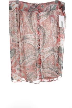 Gerry Weber Asymmetrie-Rock florales Muster Gypsy-Look