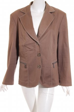 Gerry Weber Blazer braun Casual-Look