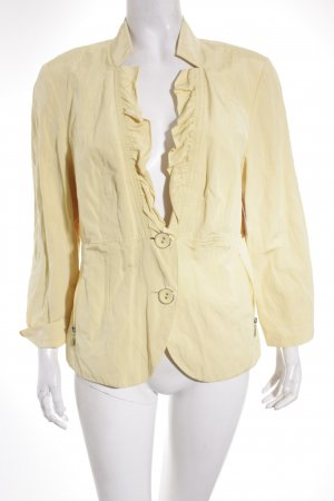 Gerry Weber Blazer gelb Casual-Look