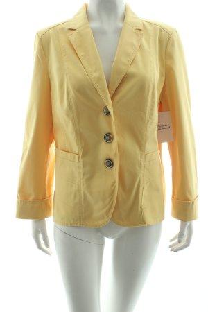 Gerry Weber Blazer giallo stile casual