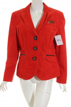 Gerry Weber Blazer rot Casual-Look