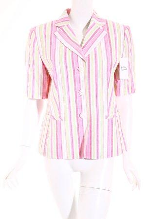 Gerry Weber Blazer striped pattern extravagant style
