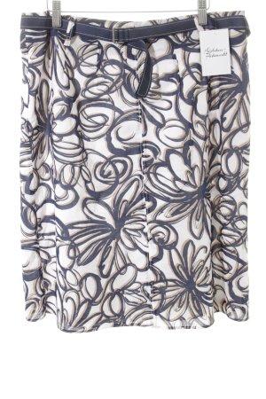 Gerry Weber Bleistiftrock florales Muster Romantik-Look