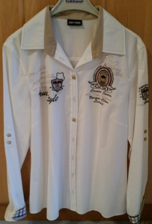 Gerry Weber Camicetta a blusa crema