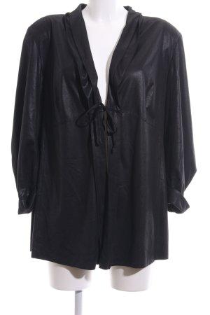 Gerry Weber Blousejack zwart extravagante stijl