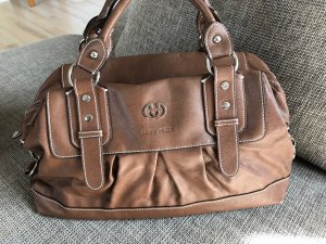 Gerry Weber Bowling Bag cognac-coloured