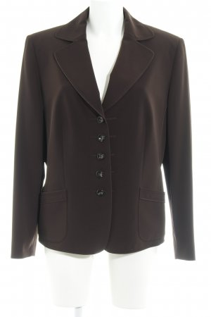 Gerry Weber Blazer stile Boyfriend marrone scuro stile boyfriend