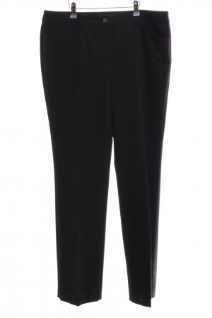 Gerry Weber Pleated Trousers black business style