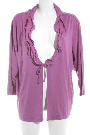Gerry Weber Cardigan violett-pink Casual-Look