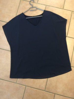 Gerry Weber Camicia a tunica blu scuro