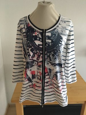 Gerry Weber Veste sweat multicolore