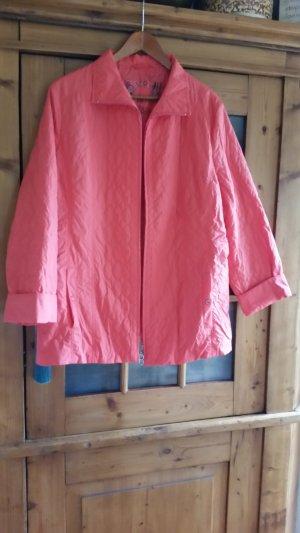 Gerry Weber Edition Übergangsjacke, gesteppt, pink, 46-48