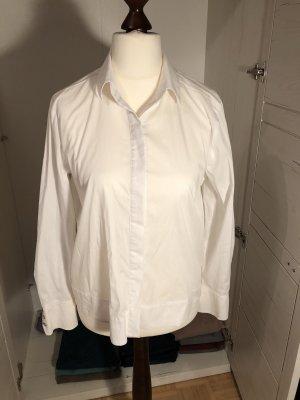 Gerry Weber Edition weiße Bluse Gr. 40 Casual Fit wie neu
