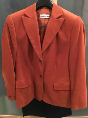 Gerry Weber Blazer ruggine Cotone