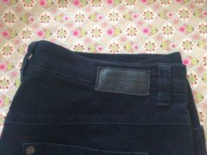 Gerry Weber Pantalón de pana azul Algodón