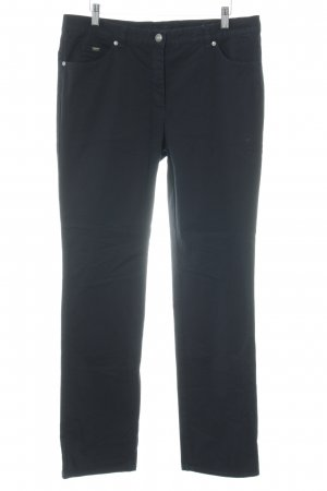 Gerry Weber Pantalón de cinco bolsillos azul oscuro look casual