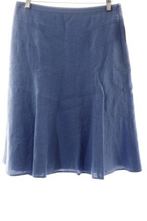 Gerry Weber Glockenrock kornblumenblau minimalistischer Stil