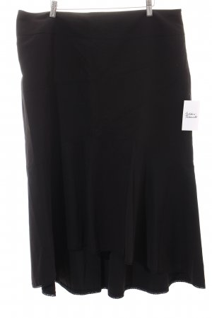 Gerry Weber Godet Skirt black business style