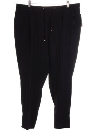 Gerry Weber Harem Pants black business style