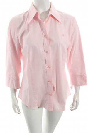 Gerry Weber Hemd-Bluse hellrosa Business-Look