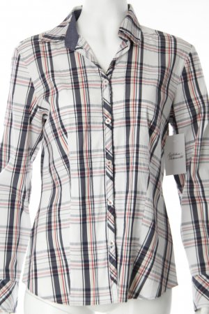 Gerry Weber Hemd-Bluse Karomuster Casual-Look