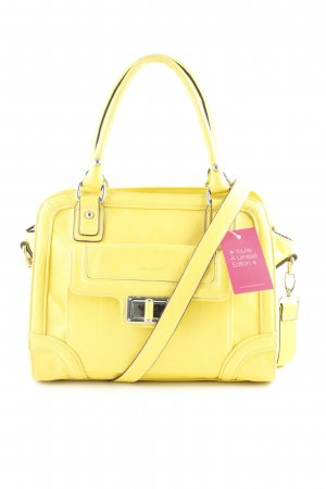 Gerry Weber Carry Bag yellow simple style