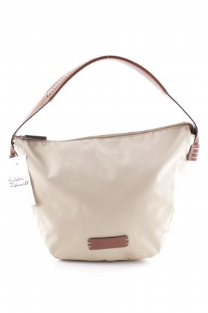 Gerry Weber Carry Bag oatmeal-cognac-coloured classic style
