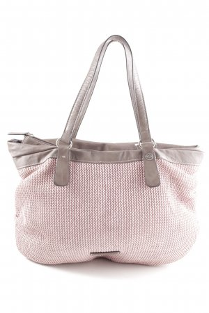 Gerry Weber Carry Bag pink-brown allover print casual look