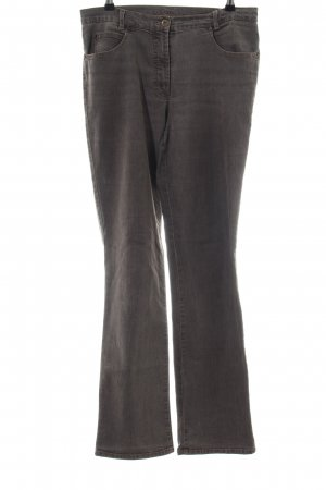 Gerry Weber High Waist Jeans braun Casual-Look