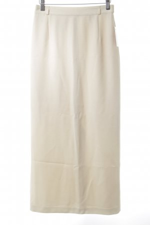 Gerry Weber High Waist Skirt cream nude look