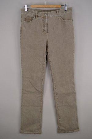 Gerry Weber Hose Jeans braun Größe 40
