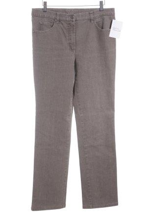 Gerry Weber Pantalone a vita bassa marrone chiaro