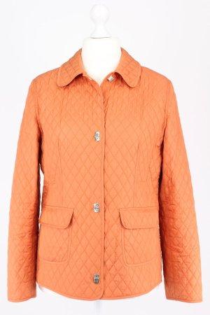 Gerry Weber Jacke mit Steppmuster orange Größe 40