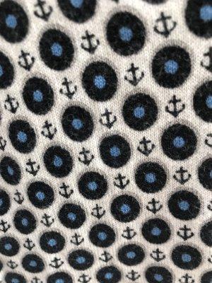 Gerry Weber Chaqueta estilo naval azul oscuro-blanco