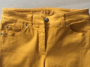 Gerry Weber Jeans slim fit giallo scuro Cotone