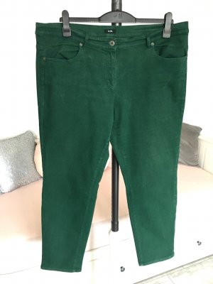 Gerry Weber Jeans Gr. 48/50 - dunkelgrün