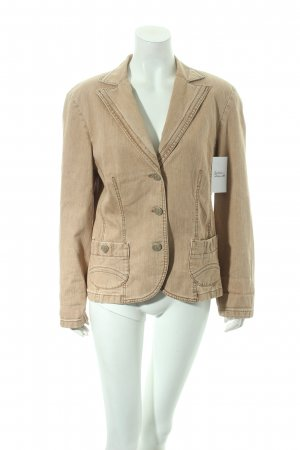 Gerry Weber Denim Blazer beige casual look