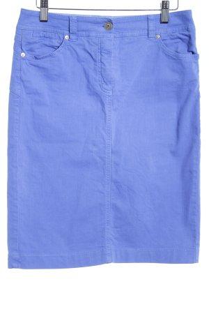 Gerry Weber Jeansrock blauviolett Casual-Look