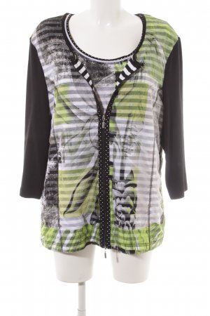 Gerry Weber Twin Set tipo suéter abstract print casual look