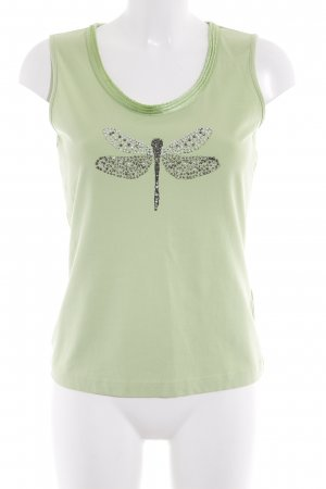 Gerry Weber Twin Set tipo suéter meadow green simple style
