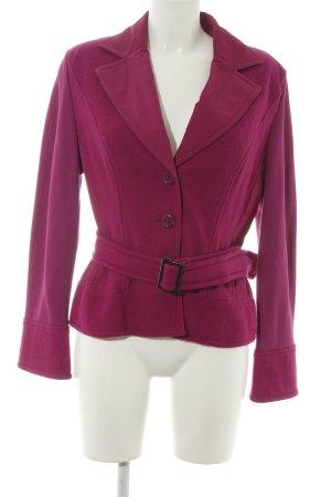 Gerry Weber Jerseyblazer pink Business-Look