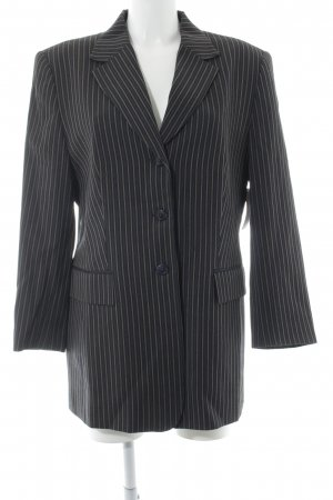 Gerry Weber Blazer in jersey oro-nero gessato elegante