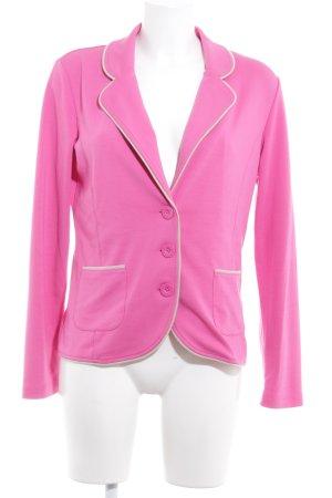 Gerry Weber Jerseyblazer pink extravaganter Stil