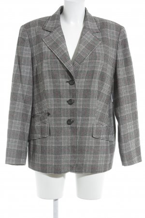 Gerry Weber Jerseyblazer Vichykaromuster Business-Look
