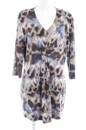 Gerry Weber Jersey Dress abstract pattern extravagant style