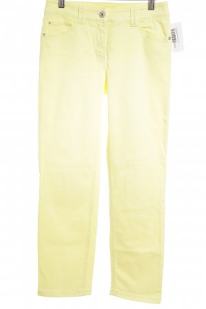 Gerry Weber Carrot Jeans yellow casual look