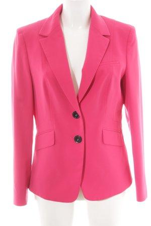 Gerry Weber Kurz-Blazer pink Business-Look